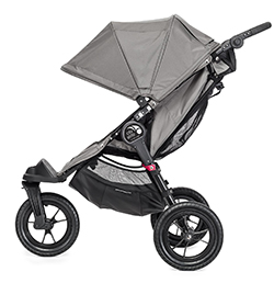 Urban Jungle der Babyjogger von Montain Buggy