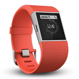 fitbit surge - DER Allround-Tracker !