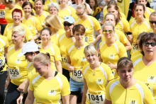 Deutsche Post Ladies Run 2014 in Essen