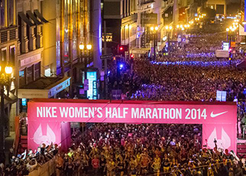 Nike Women's Race Series