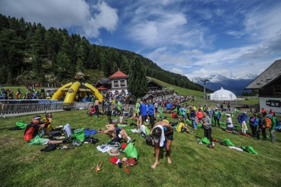 Bilder des GoreTex Transalpine Run 2014